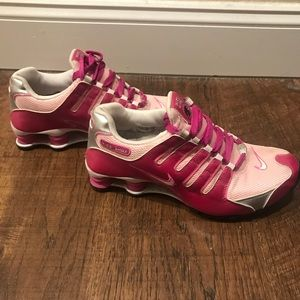 Nike Shox Size 7